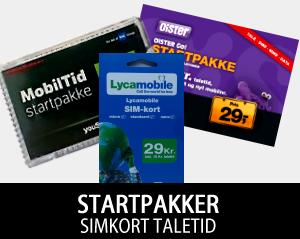 køb taletidskort online