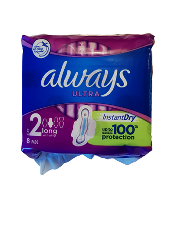 Always Ultra Long InstantDRY