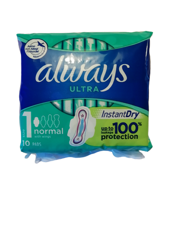 Always Ultra Normal InstantDry m/vinger