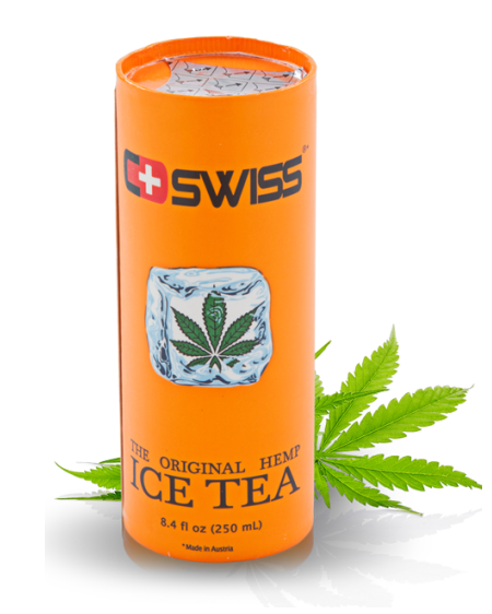 C+SWISS Ice Tea