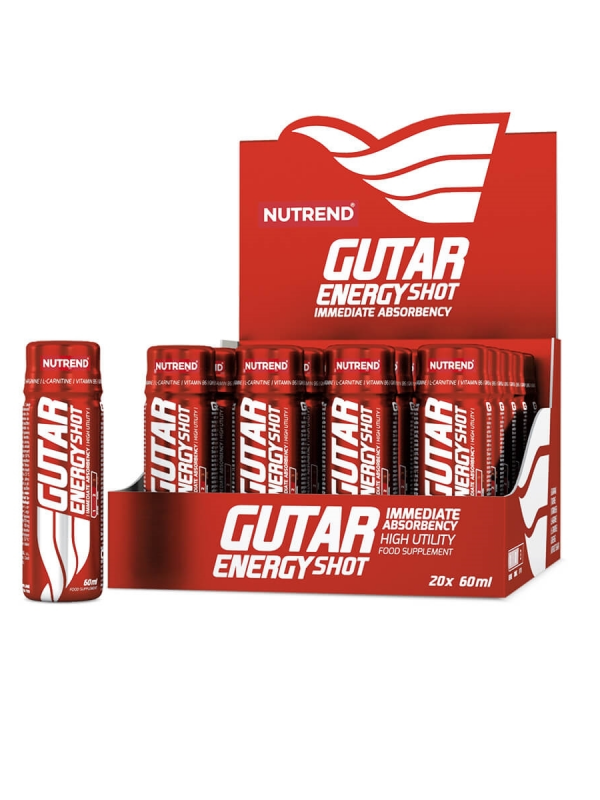 Gutar Energy Shot Nutrend 60ml