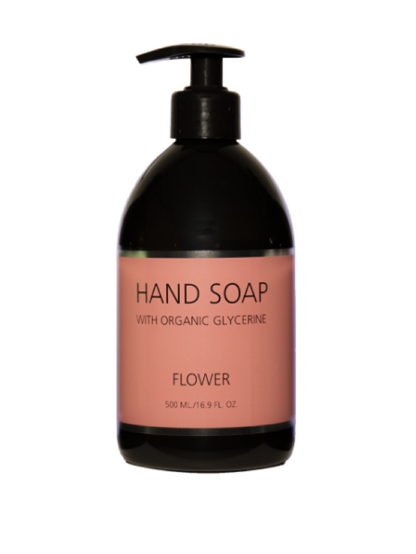Håndsæbe HAND SOAP FLOWER 500 ML