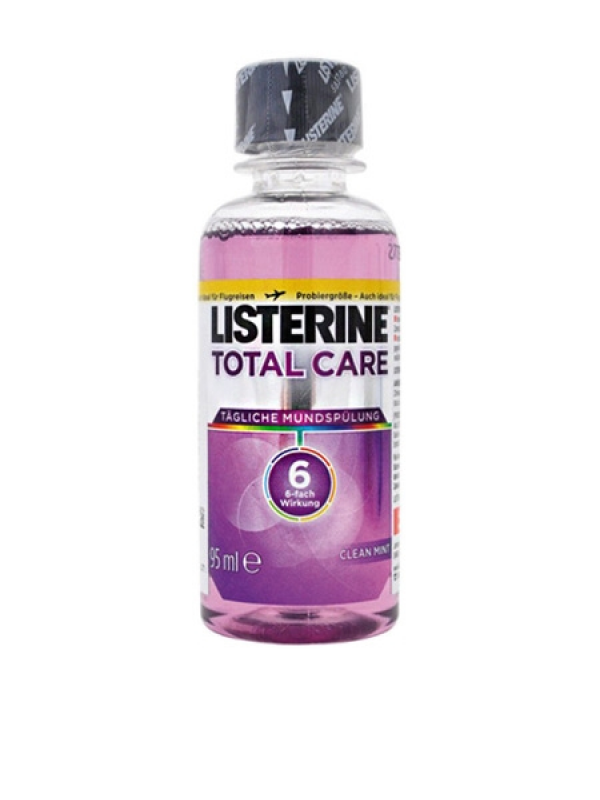 LISTERINE® TOTAL CARE MUNDSKYLD