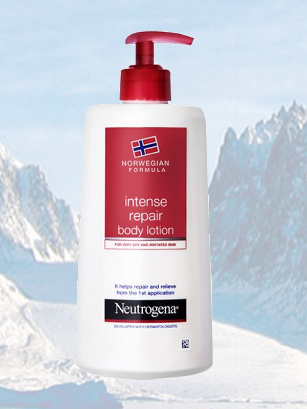 Neutrogena® Intense Repair Body Lotion