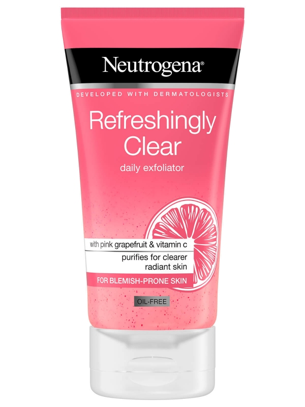 Neutrogena® Refreshingly Clear Daily Exfoliator