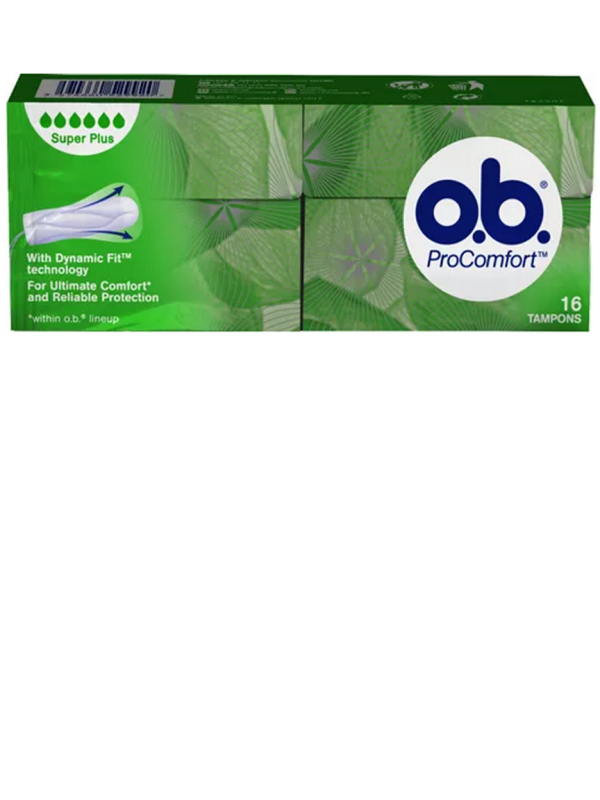 o.b. Super Plus Pro Comfort Tampon SilkTouch