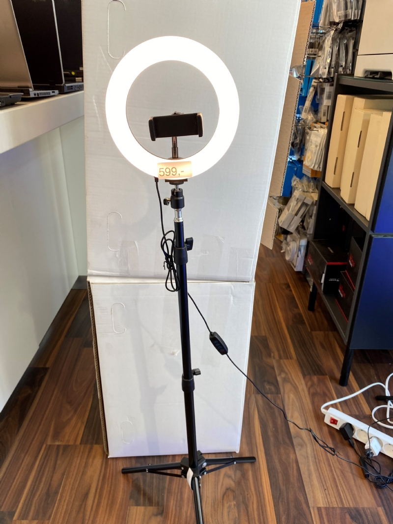 Ring Light Justerbar TriPod/stativ